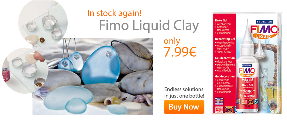 Clayshop Buy Fimo Professional Soft Liquid Gel Fimo Varnish