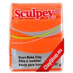 1634 Just Orange Sculpey III - Buy Sculpey Online