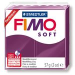 Fimo Soft Basic 66 Royal Violet - New Color Trend 2019