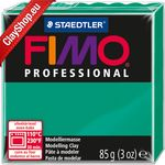 Fimo Professional 500 Pure Green 350gr