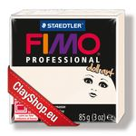 Fimo Professional Doll Art Large Block 85g 03 Porcelain Semi-opaque
