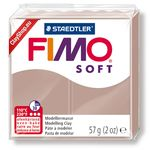 Fimo Soft Basic 87 Taupe - New Color Trend 2019