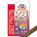 Fimo Push Mould Ornaments, Very Flexible