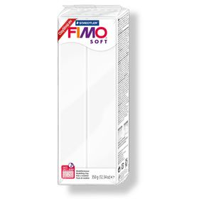 FIMO-Soft-Large-Block-350gr-White-0