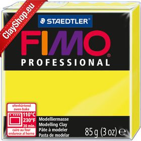Fimo Professional 1 Yellow 85gr