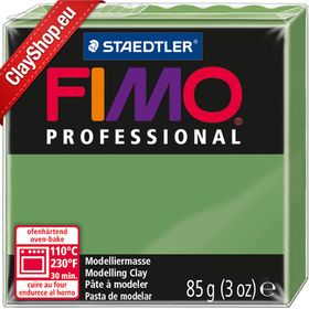 Fimo Professional 57 Leaf-Green 85gr