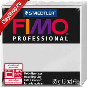 Fimo Professional 80 Dolphin-Grey 85gr