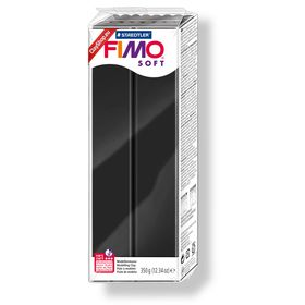 FIMO-Soft-Large-Block-350gr-Black-9