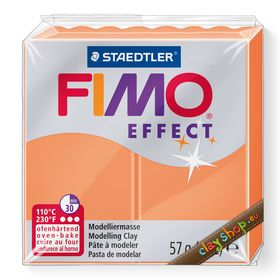 Fimo Effect 401 Neon Orange - New Neon Colors
