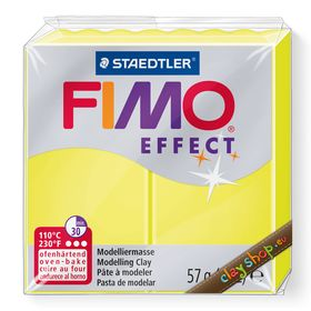 Fimo Effect 101 Neon Yellow - New Neon Colors