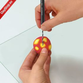 Fimo Professional Modelling Tool - Drill and Smoothing Tool