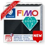 Fimo Effect Clay Pearl 907 Black