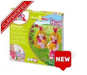 "FIMO® kids 8034-06-LZ - Set ""Princess"""