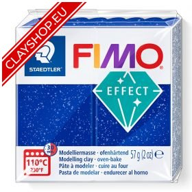 302-Fimo-Soft-Effects-Polymer-Clay-56g-Block-Glitter-Blue