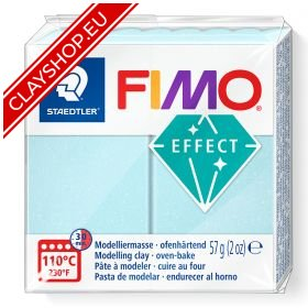 306-Fimo-Soft-Effects-Polymer-Clay-56g-Block-Ice-Crystal-Blue