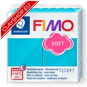 39-Fimo-Soft-Effects-Polymer-Clay-56g-Block-Peppermint