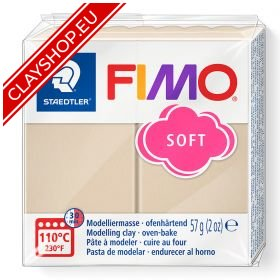 70-Fimo-Soft-Effects-Polymer-Clay-56g-Block-Sahara
