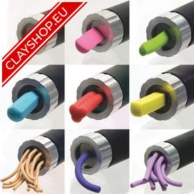 New Clay Extruder Set Fimo Professional Tin Wider